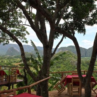 Balcon del Valle restaurant in Vinales