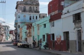 Centro Habana street scene