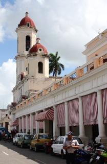 Church in Cienfuegos Cuba