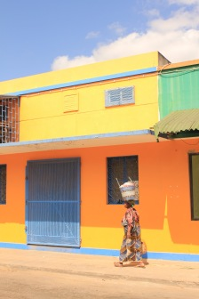 Colorful Inhambane