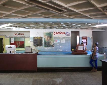 Supermarket Havana style