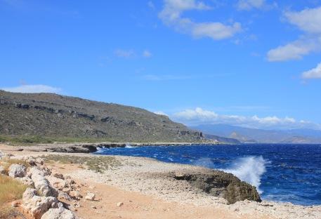 Scenic Guantanamo to Baracoa road
