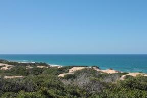 View over Dunes de Dovela