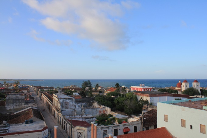 Gibara rooftops