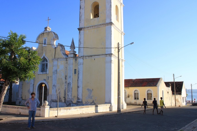 Colonial architecture in Inhambane
