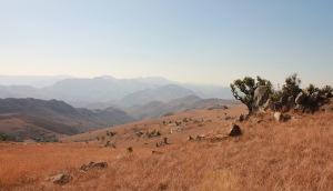 Malolotja mountain view