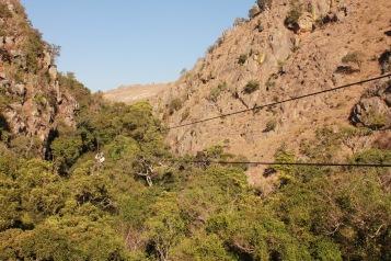 Malolotja canopy tour ziplining