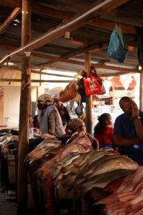 Maputo fishmarket Mozambique