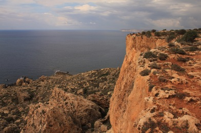 Marfa peninsula Malta