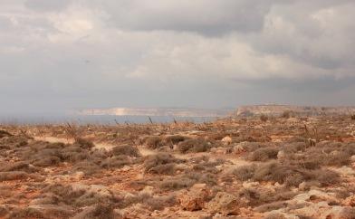 Marfa peninsula view