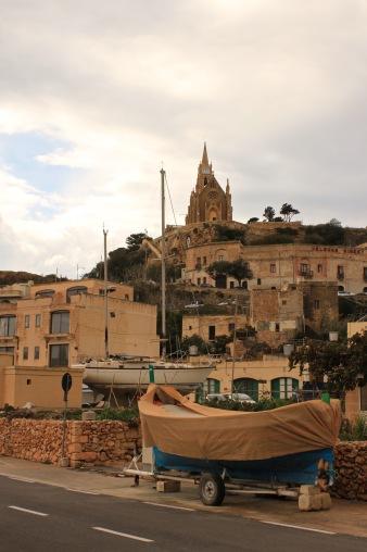 Mgarr harbor Gozo