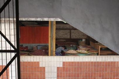 Pasar Beringharjo market scene, Yogyakarta
