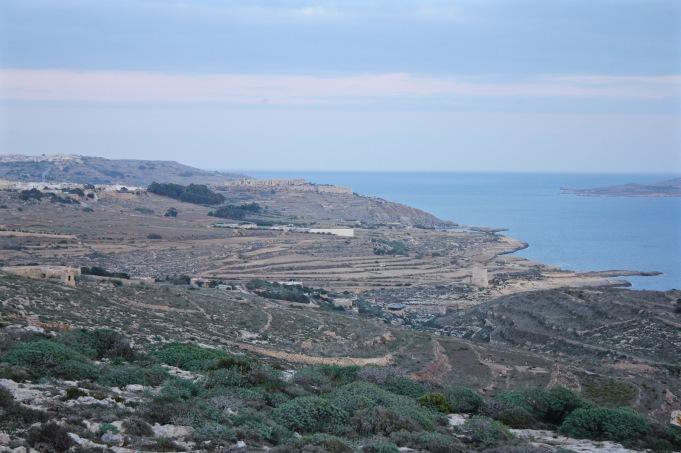 Ta' Cenc Hotel grounds Gozo