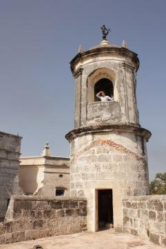 Castillo de la Real Fuerza museum tower
