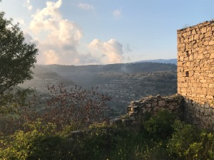 Troodos foothills wine villages
