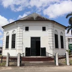 Centrumkerk in Paramaribo
