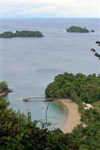 Coba island viewpoint