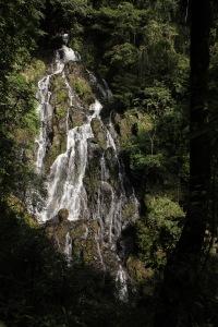 El Macho waterfall in El Valle Panama
