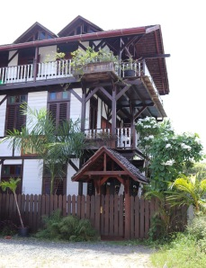 Greenheart Hotel in Paramaribo