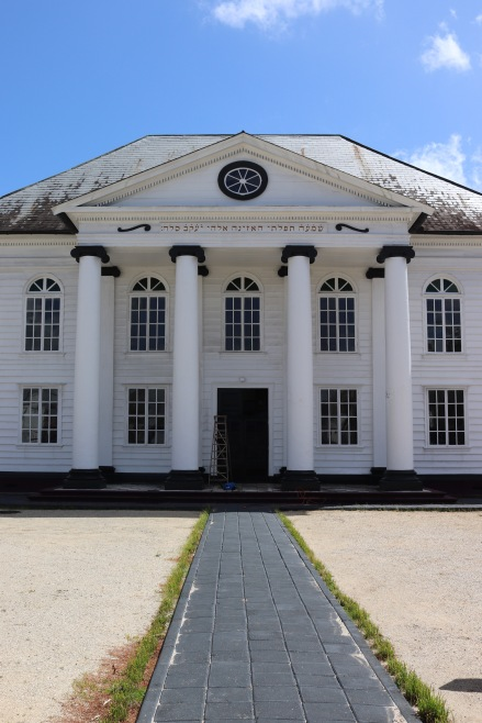 Neve Shalom synagogue in Paramaribo