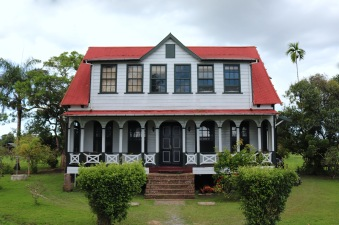 Old plantation house, Fredriksdorp