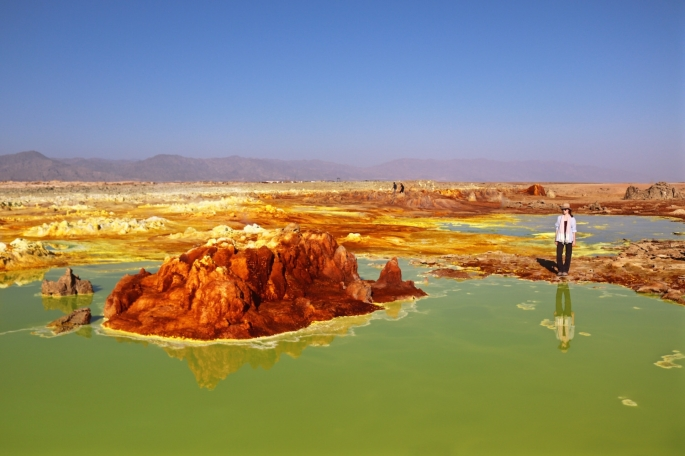 Travel Wiser Dallol Danakil Depression Ethiopia