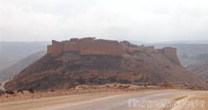 Shobak castle Jordan road trip