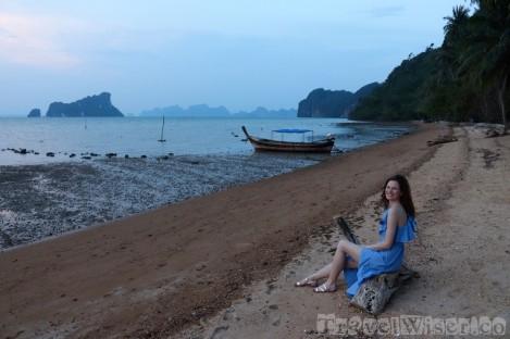 Coccobello beach, Koh Yao Noi Thailand