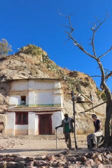 Maryam Korkor rock-hewn church, Tigray Ethiopia