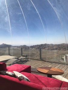 Petra Bubble Luxotel Jordan