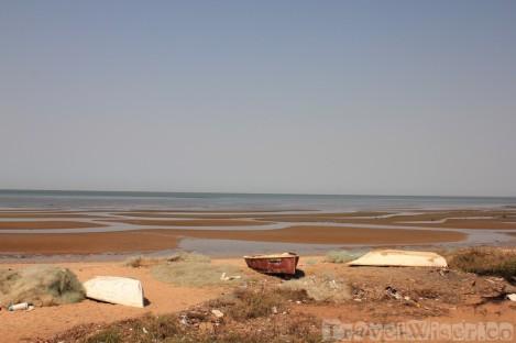 Along the coastal road to Maputo
