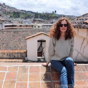 San Diego monastery rooftop