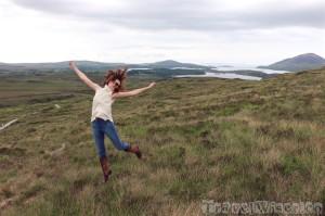 Hiking in Connemara National Park