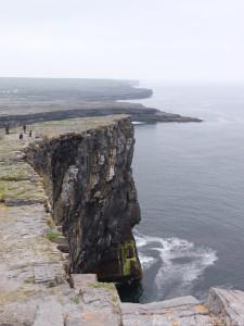 Inishmore cliffs, Aran Islands
