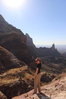 Hiking to Maryam Korkor in Tigray
