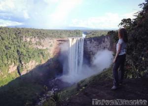 Kaieteur Falls viewpoint