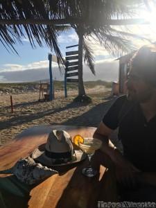 Bar Atardecer, Puerto Villamil