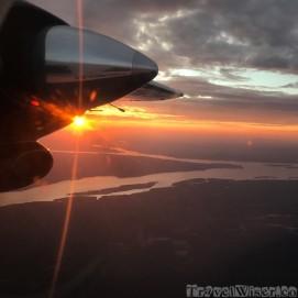 Guyana sunset
