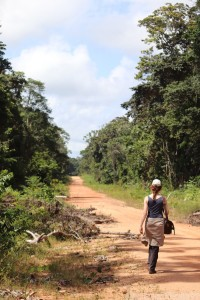Surama Lodge hiking trips