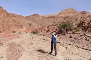Hiking Wadi Dana Biosphere Reserve Jordan