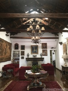 Casa San Marcos hotel, Quito