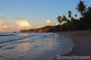 Trinidad locals on Marianne beach