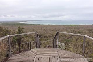 Cerro Orchilla viewpoint, Isla Isabela
