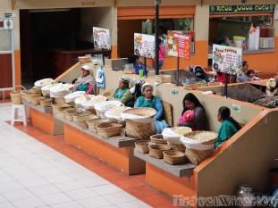 Mercado Gualaceo