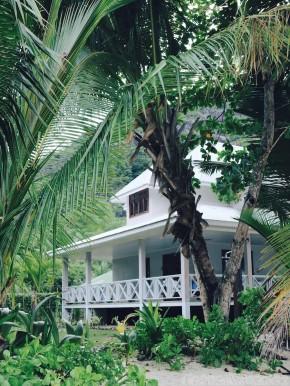 La Belle Tortue hotel, Silhouette Island Seychelles