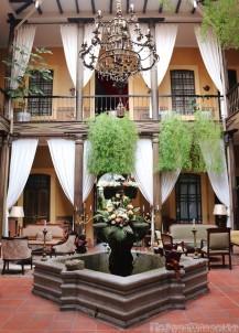 Mansion Alcazar Cuenca Ecuador