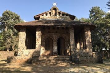 Debre Birhan Selassie church, Gondar Ethiopia