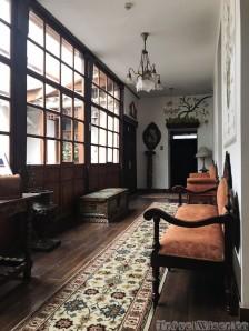 Hallway, Casa San Marcos Quito
