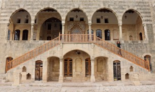 Beiteddine Palace Lebanon