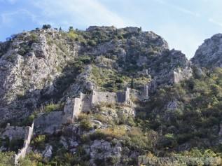 The walls of Kotor...